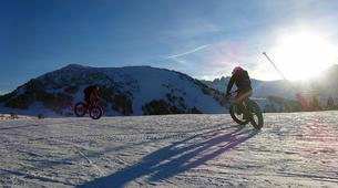 VTT-Ariege-Soirée Fat Bike sur Neige à Ax 3 Domaines en Ariège-2