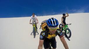 Fat Bike-Gansbaai-Mountain bike sand dune trail in De Kelders-1