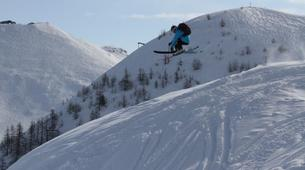 Freestyle Skiing-Font Romeu-Half-day freestyle skiing private course in Font Romeu-2