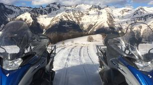 Snowmobiling-Auron-Snowmobile excursions in Auron-8