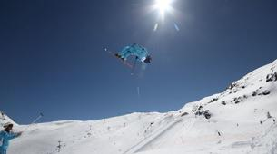 Freestyle Skiing-Font Romeu-Half-day freestyle skiing private course in Font Romeu-4