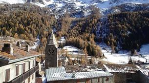 Snowshoeing-Chamonix Mont-Blanc-Snowshoeing excursion in Saint-Gervais Mont Blanc-7