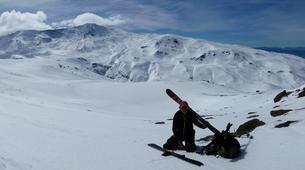 Cross-country skiing-Sierra Nevada-Ski touring in Sierra Nevada-6