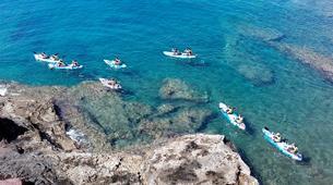 Sea Kayaking-Playa Blanca, Lanzarote-Sea kayaking excursions to Playa Papagayo-6