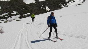 Backcountry Skiing-Sierra Nevada-Freeride skiing and snorwboarding in Sierra Nevada-1