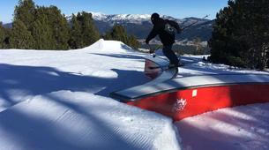 Freestyle Skiing-Font Romeu-Demi-journée Cours Privé de Ski Freestyle à Font Romeu-3