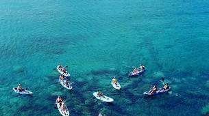 Sea Kayaking-Playa Blanca, Lanzarote-Sea kayaking excursions to Playa Papagayo-7