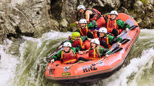 Rafting-Taupo-Rafting down the Wairoa River from Taupo-3