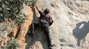 Rock climbing-Cefalù-Rock climbing in Madonie National Park near Cefalu, Sicily-5