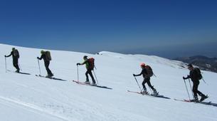Cross-country skiing-Sierra Nevada-Ski touring in Sierra Nevada-1