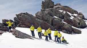 Backcountry Skiing-Sierra Nevada-Freeride skiing and snorwboarding in Sierra Nevada-6