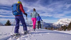 Raquette à Neige-Chamonix Mont-Blanc-Randonnée Raquettes à Neige à Chamonix Mont-Blanc-2