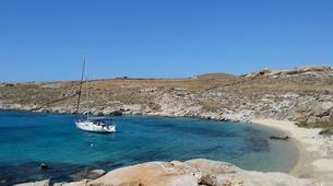 Sailing-Mykonos-Semi-Private Sailing yacht tour from Mykonos to Rhenia and Delos-1