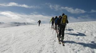 Cross-country skiing-Sierra Nevada-Ski touring in Sierra Nevada-8