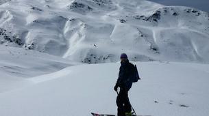 Cross-country skiing-Sierra Nevada-Ski touring in Sierra Nevada-5