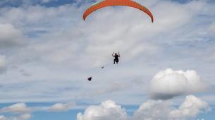 Paragliding-Oberstdorf-Paragliding intro course near Oberstdorf-3