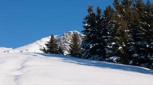 Snowshoeing-Les 7 Laux-Snowshoeing excursion in Les 7 Laux-2