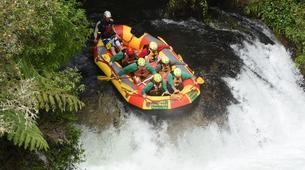 Rafting-Rotorua-Rafting down the Kaituna River near Rotorua-3