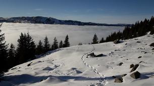 Raquette à Neige-Les 7 Laux-Randonnée Raquettes depuis Le Pleynet, Les 7 Laux-4
