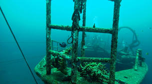Scuba Diving-Sanur-Adventure dives in Tulamben, Bali-4