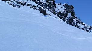 Backcountry Skiing-Flaine, Le Grand Massif-Backcountry skiing and snowboarding day trip in Flaine, Grand Massif-5