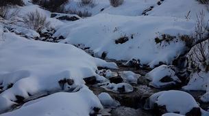 Raquette à Neige-Les 7 Laux-Randonnée Raquettes depuis Le Pleynet, Les 7 Laux-6