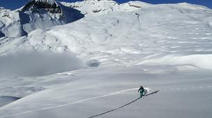 Ski touring-Flaine, Le Grand Massif-Ski touring day trip in Flaine, Grand Massif-4