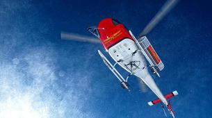 Helicopter tours-Aosta Valley-Scenic helicopter flight over Monte Rosa, Aosta Valley-2