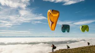 Paragliding-Oberstdorf-Tandem paragliding in Bolsterlang near Oberstdorf-4