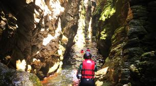 Canyoning-George-Kaaimans canyon near George, Western Cape-3