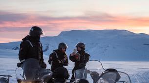 Snowmobiling-Reykjavik-Snowmobile excursion to Langjokull Glacier from Reykjavik-3