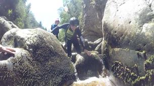 Canyoning-George-Kaaimans canyon near George, Western Cape-4
