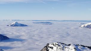 Heliski-Flaine, Le Grand Massif-Héliski à Flaine, Grand Massif-2
