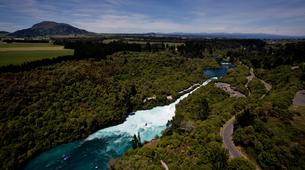 Jet Boating-Taupo-Huka Falls Jet Boat ride in Taupo-6