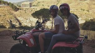 Quad-Calatafimi-Segesta-Quad biking to Polle del Crimiso-3