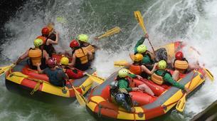 Rafting-Rotorua-Rafting down the Kaituna River near Rotorua-2