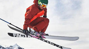 Ski Hors-piste-Cortina d'Ampezzo-Journée Ski Hors-Piste près de Cortina d'Ampezzo-2