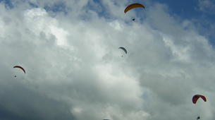 Parapente-Morzine, Portes du Soleil-Stage Initiation Parapente à Morzine-Avoriaz, Portes du Soleil-1