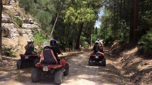 Quad-Calatafimi-Segesta-Quad biking to Polle del Crimiso-6