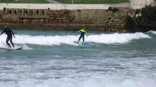 Surfing-Plettenberg Bay-Surfing lesson in Plettenberg Bay-2