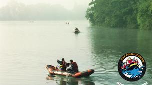 Rafting-Genève-Descente en Rafting de l'Arve près de Genève-4