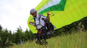 Paragliding-Oberstdorf-Tandem paragliding in Bolsterlang near Oberstdorf-2