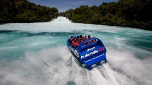 Jet Boating-Taupo-Huka Falls Jet Boat ride in Taupo-4