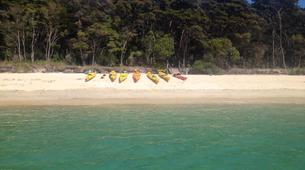 Sea Kayaking-Abel Tasman National Park-Sea kayaking and hiking excursion in Abel Tasman-4