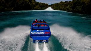 Jet Boating-Taupo-Huka Falls Jet Boat ride in Taupo-3