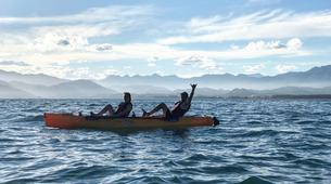 Kayak de mer-Kaikoura-Pedal kayaking excursions in Kaikoura-4
