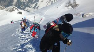 Ski de Randonnée-La Clusaz, Massif des Aravis-Excursion Ski de Randonnée à La Clusaz-2