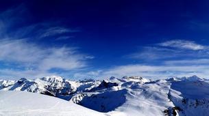 Ski touring-Flaine, Le Grand Massif-Ski touring day trip in Flaine, Grand Massif-3