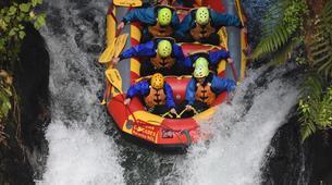Rafting-Rotorua-Rafting down the Kaituna River near Rotorua-1