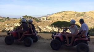 Quad-Calatafimi-Segesta-Quad biking in Segesta Archaeological Park-2